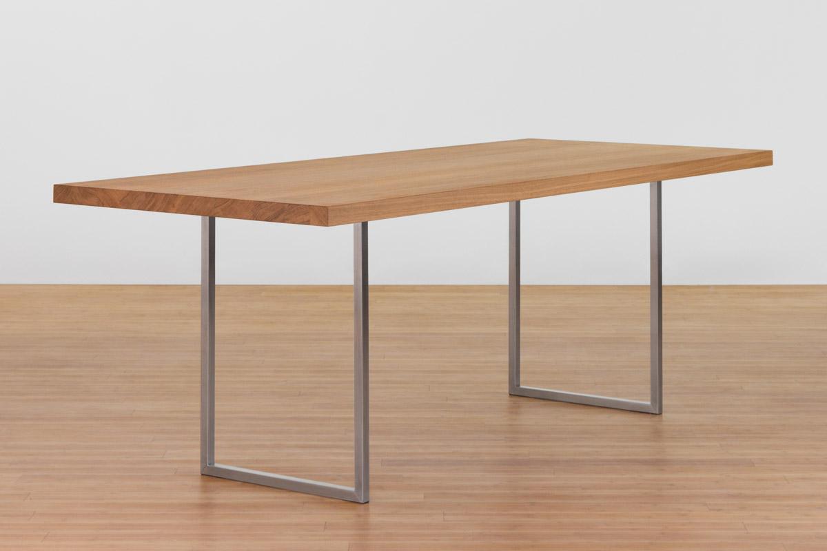 Esstisch und schreibtisch ee03 tisch echt ernst for Tisch design kreuch gmbh