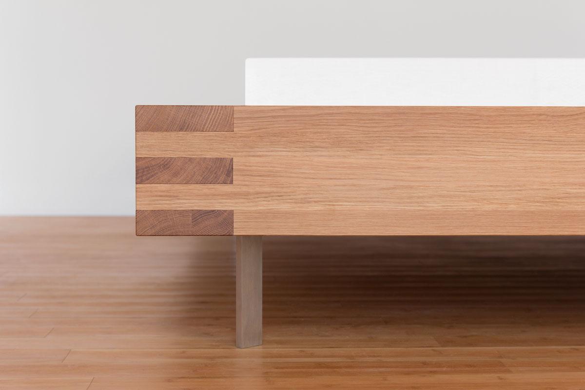 Design Massivholzbett - EE04